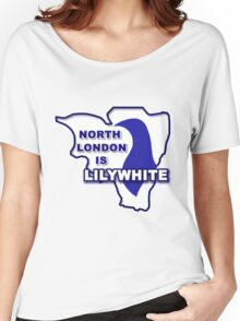 North London is Lilywhite Women's Relaxed Fit T-Shirt