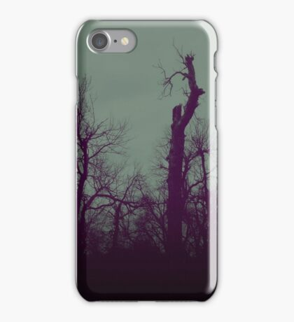DarkTrees iphone iPhone Case/Skin