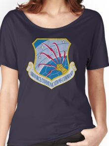Air Force Comm Command Women's Relaxed Fit T-Shirt