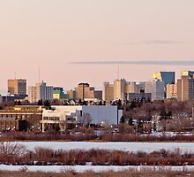 Regina Skyline by derejeb