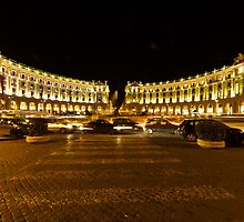 Piazza della Repubblica by derejeb