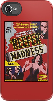 Vintage Reefer Madness by colorhouse
