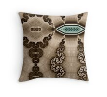 Charging Station Throw Pillow