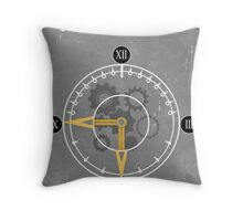 CT - About Time Throw Pillow