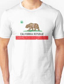 Vintage California Cannabis T-Shirt