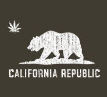Vintage California Cannabis - Dark by colorhouse