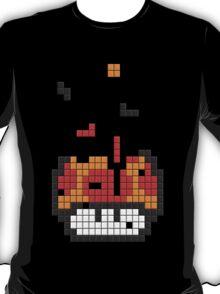 Super Mario Mushroom Pixel T-Shirt