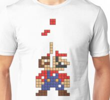 Super Mario Pixel Unisex T-Shirt