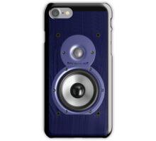 SPEAKER IPHONE CASE 1b iPhone Case/Skin