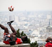 Extreme football by talalb01