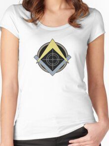 MW3 PMC Women's Fitted Scoop T-Shirt