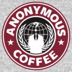 Anonymous Coffee by Kiji