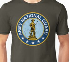 Army National Guard Vintage Unisex T-Shirt
