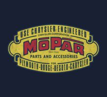 Mopar Parts and Accessories by Deadscan