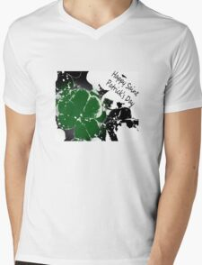 Saint Patrick Mens V-Neck T-Shirt