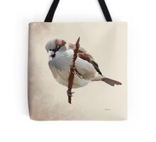 House Sparrow (1) Tote Bag