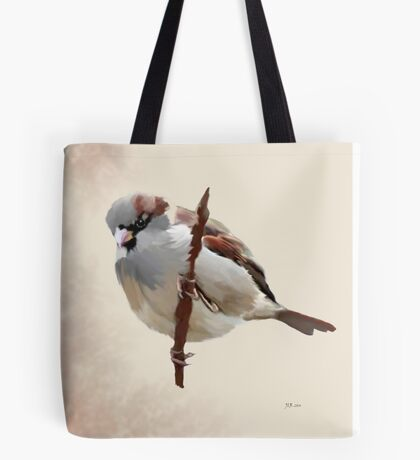 House Sparrow (1) Tote Bag