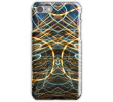 Lightpainting Abstract Symmetry UFA Prints #13 iPhone Case/Skin