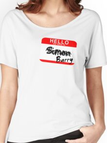 His name is Simon Women's Relaxed Fit T-Shirt