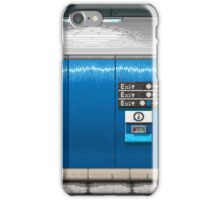 Parliament Station (Melbourne Series) iPhone Case/Skin