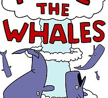 Nuke the Whales by K--I