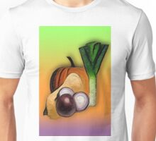 Vegetables 3 /  The Fruit Shop Unisex T-Shirt