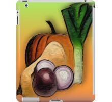 Vegetables 3 /  The Fruit Shop iPad Case/Skin