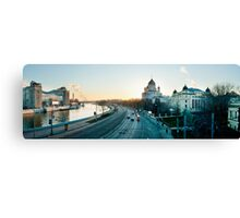 Mockba Panoramic Canvas Print
