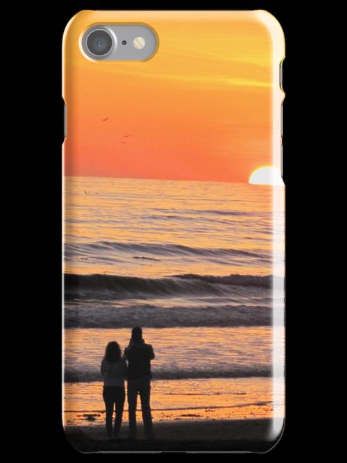 iphone-Sunset by Christine  Wilson