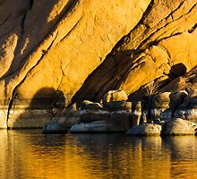 Granite Gold by BGSPhoto