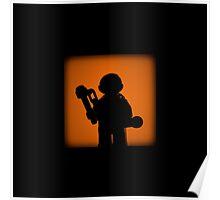 Shadow - Michelangelo Poster