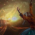 ~ Whirling With The Universe ~ by Alexandra  Lexx Larsson