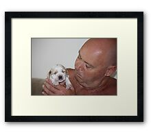 """Yeah...This is him... """"HENRY"""" Framed Print"""