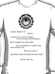Adama's Promise T-Shirt