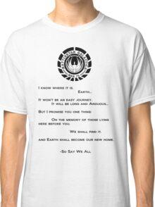 Adama's Promise Classic T-Shirt