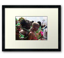 soca soca  Framed Print