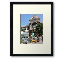 Art.chitecture  Framed Print