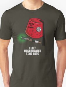 FULLY REGENERATED TIME LORD T-Shirt