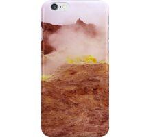 Sulfur Mountain iPhone Case/Skin
