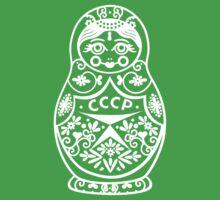 Matryoshka CCCP Kids Clothes