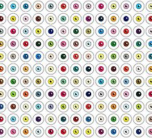 Through Damien Hirst's Eyes by departmentM