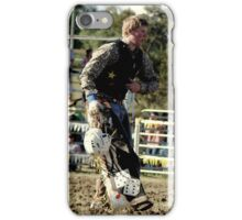 Cowboy Up iPhone Case/Skin