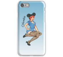 Columbia Pin-up iPhone Case/Skin