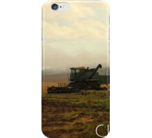 John Deere Header iPhone Case/Skin