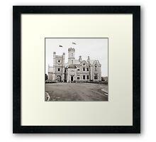 Government House—Hobart, Tasmania Framed Print