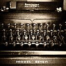Remington Noiseless by Barbara Gordon