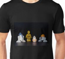There's a new droid in town Unisex T-Shirt