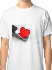 Carefully With .......... Classic T-Shirt