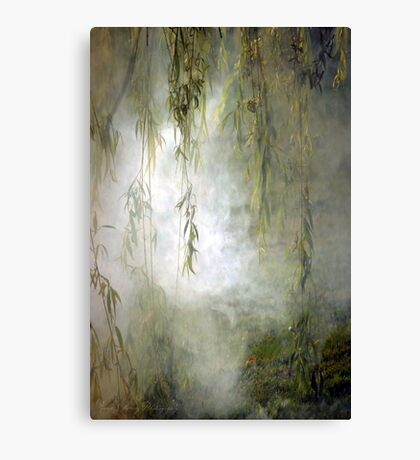 Weepin Willows Canvas Print