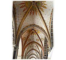 Santa Maria Delle Grazie's Church Poster